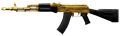 AK-74M Gold-Plated